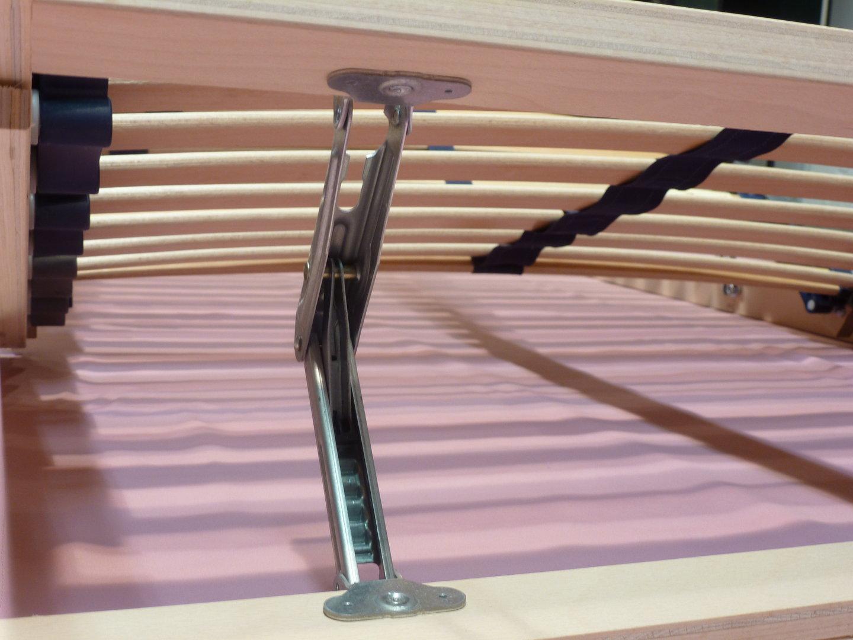 7 zonen lattenrost optimalux kf bettkasten funktion. Black Bedroom Furniture Sets. Home Design Ideas